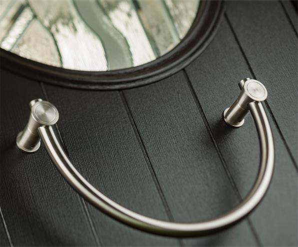 Door furniture, hardware and accessories