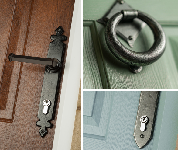 cheap exterior door furniture